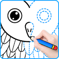 Icono de Draw.ai – Learn to draw & coloring