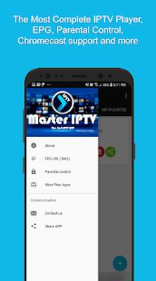 Master IPTV Player: Com EPG e Chromecast o Melhor Android - Baixar