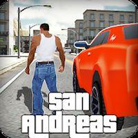 San Andreas City : Auto Theft Car gangster apk icon