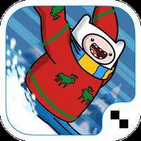 Ícone do Ski Safari: Adventure Time