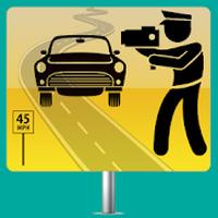 Εικονίδιο του Κάμερες ταχύτητας Ειδοποιήσεις κυκλοφορίας: Ραντάρ apk