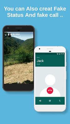 Scarica l'APK di Fake chat conversation 3 0 0 gratuitamente