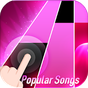 Flower Pink Piano Tiles - Magic Butterfly Tiles 1.3