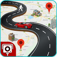 GPS Map Finder - Live Speed Camera Detector apk icon