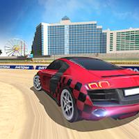 Icône apk Deltona Beach Racing: Car Racing 3D