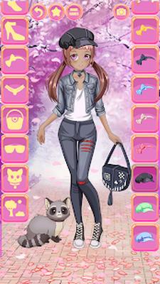 Anime Y Kawaii Vestir Chicas 501 Android Descargar Gratis