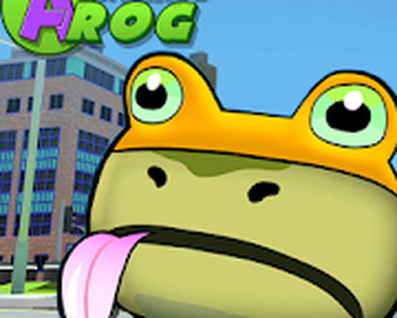 the amazing frog android
