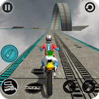 Impossible Motor Bike Tracks New Motor Bike icon