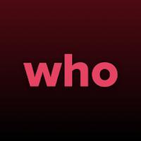Who -- Sesli, Görüntülü Sohbet Simgesi