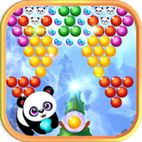 Bubble Shooter Pop 2019 : Panda Baby Legend apk icono