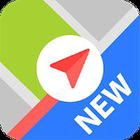 Icône apk Offline Maps GPS - Cartes et navigation hors ligne