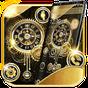 Golden Luxury Clock Launcher 5.34.10 APK