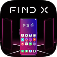 Biểu tượng apk Find X launcher Free: Stylish theme for Oppo FindX