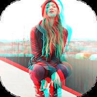 Glitch Video Maker - Glitch Fotoğraf Efektleri APK Simgesi