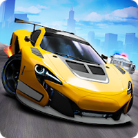 4-Wheel City Drifting apk icon