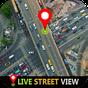 GPS bản đồ đường phố trực tiếp và điều hướng. 1.2.3