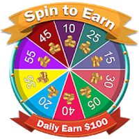 Spin to Win : Daily Earn 100$ apk icon