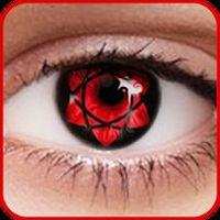 Ícone do apk Sharingan Eye - Photo Editor