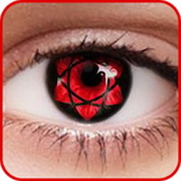 Icône apk Sharingan Eye - Photo Editor