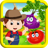 Icoană apk Vegetable Farm Splash Mania