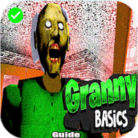 Ikon apk Scary Granny Baldi Horror Guide
