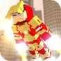 Mod Power Red Man MCPE 1.0 APK