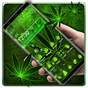Green Weed Gravity Theme  APK