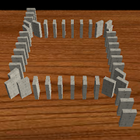 Domino Toppling icon