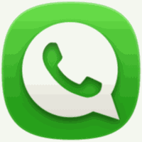 WhatsFake Online App apk icon
