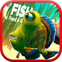 Feed and grow the fish의 apk 아이콘