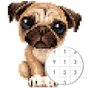 Unicorn Pug - Color By Number & Pixel No Draw 1.0.5