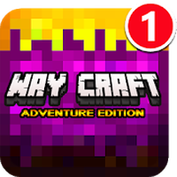 Ícone do apk Way Craft Adventure Exploration Crafting Games