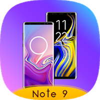 Galaxy Note 9 Launcher APK Simgesi