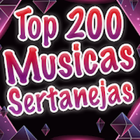 Ícone do apk Top 200 Musicas Sertanejas