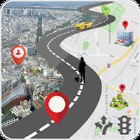 Icône apk GPS Route Chercheur Navigateur - Conduite Carte