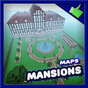 Карты особняки для minecraft 2.3.1 APK