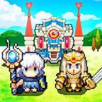 Warrior Saga: NO.1 Free Pixel MMORPG in 2018 Icon