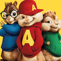Icône apk Alvin and the Chipmunks HD Slide UnLock Screen