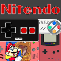 Emulator For NES SNES GBA GBC MAME N64 apk icon