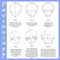 Fácil de dibujo Manga tutorial  APK