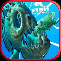 feed and grow adventure fish의 apk 아이콘
