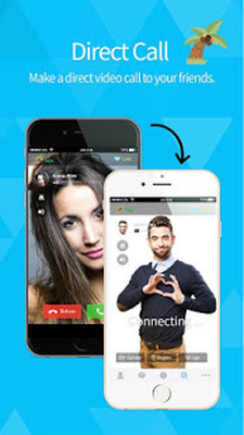 Yaja - obrolan video langsung secara acak Android - Free