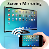 Εικονίδιο του Screen Mirroring with TV : Mobile Screen to TV