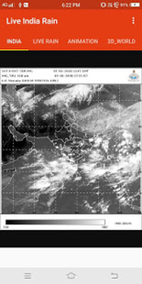 Download Live India Rain Satellite Weather Images 1 0 3 free