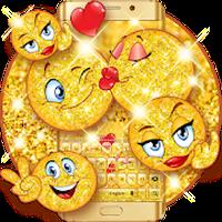 Ícone do Sparkling emoji Keyboard