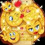 Sparkling emoji Keyboard 10001001