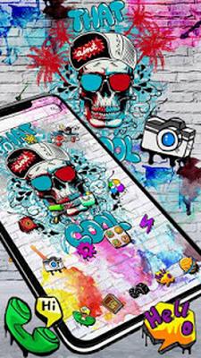 55+ Download Gambar Grafiti Keren Terbaru HD