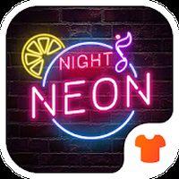 Ícone do apk Color Phone Theme - Neon Night
