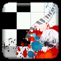 ไอคอน APK ของ Tokyo Ghoul on Piano Tiles