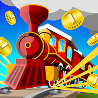 Train Merger - Best Idle Game icon